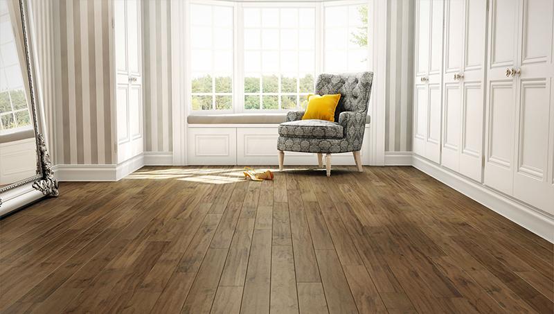 houten vloer onderhouden